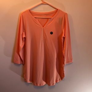 Land's End Woman's Blouse Tunic